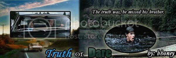 Truth or Dare fanfic banner