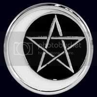 Moon Pentacle Pictures, Images and Photos